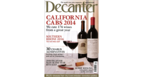 Decanter - Avril 2018