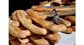 Marché de producteurs des sites remarquables du goût à Châteauneuf-du-Pape