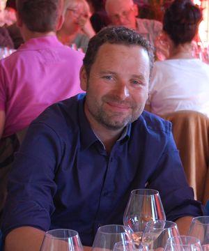 Thierry Sabon, nouveau président de la Fédération des producteurs de Châteauneuf-du-Pape