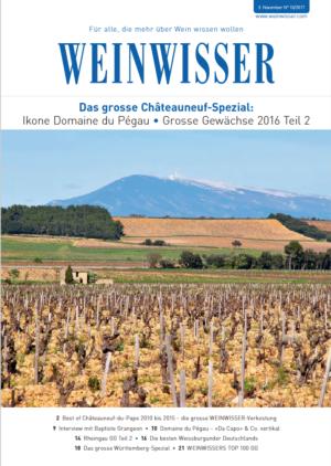 Weinwisser - November 2017