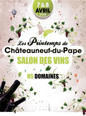 9ème édition des Printemps des Châteauneuf-du-Pape