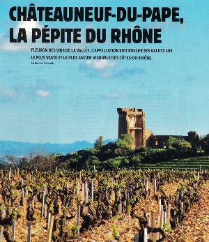 Châteauneuf-du-Pape, la pépite du Rhône
