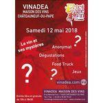 Fête de la Vigne et du Vin : le Samedi 12 Mai à Vinadéa