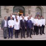 Châteauneuf-du-Pape et le Club des Chefs des Chefs d'Etats