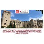 9ème Edition du Championnat du Monde de dégustation RVF