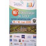 Châteauneuf-du-Pape partenaire du 16ème Challenge National de Golf Hospitalier