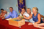 Inauguration de la nouvelle Maison des Vignerons et Ban des Vendanges