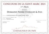CONCOURS DE LA SAINT-MARC 2021 : LE PALMARÈS