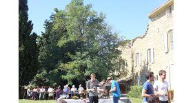 3ème édition du pique-nique des vendanges au Château La Gardine