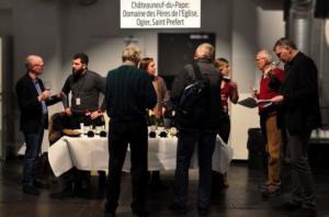 Les Journées françaises du vin à Copenhague
