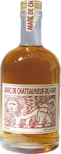 LE PRESTIGIEUX MARC DE CHÂTEAUNEUF-DU-PAPE