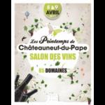 Les Printemps de Châteauneuf-du-Pape ce week-end !