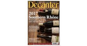 Decanter-2017 Southern Rhône Avril 2019