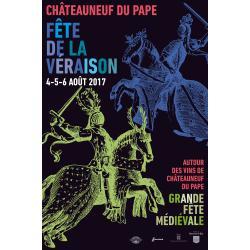 4-5-6 août 2017 - Fête de la Véraison