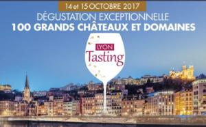 14 &15 oct. 2017 - Lyon Tasting