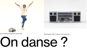 "21 janv. 2019 Vernissage exposition ""On danse"" au Mucem"