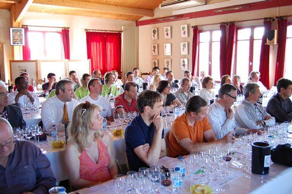 Les Printemps de Châteauneuf-du-Pape - Les ateliers accords mets & vins