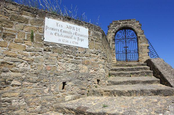 Châteauneuf-du-Pape - Le Clos des Adric