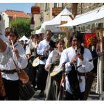La véraison de Châteauneuf-du-Pape - Les musiciens