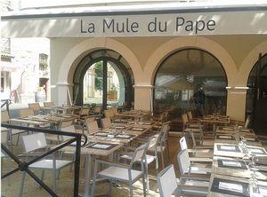 La mule du pape ch teauneuf du pape aoc ch teauneuf du pape - Office de tourisme chateauneuf du pape ...