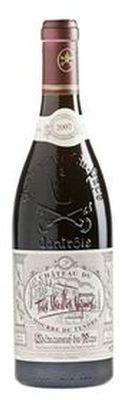 CHÂTEAU DU MOURRE DU TENDRE, Châteauneuf-du-Pape Rouge Prestige Très vielles Vignes 2015
