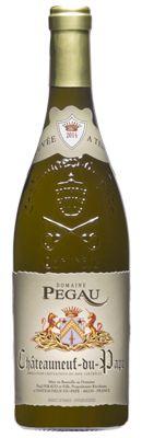 DOMAINE DU PEGAU, Châteauneuf-du-Pape Blanc Cuvée A Tempo 2018