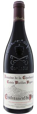 DOMAINE DE LA CHARBONNIÈRE, Châteauneuf-du-Pape Rouge Vieilles Vignes 2020