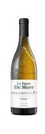 """LA FERME DU MONT, Châteauneuf-du-Pape Blanc """"Vendange"""" 2017"""