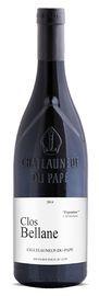 """CLOS BELLANE, Châteauneuf-du-Pape Rouge  """"Urgonien"""" 1.14 Ha  2016"""