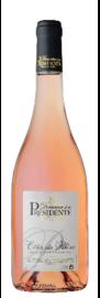 DOMAINE DE LA PRESIDENTE, Côtes-du-Rhône Rosé 2017 [copie]