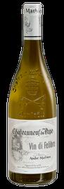 DOMAINE ANDRÉ MATHIEU, Châteauneuf-du-Pape Blanc Vin Di Felibre 2018