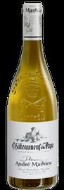 DOMAINE ANDRÉ MATHIEU, Châteauneuf-du-Pape Blanc 2019