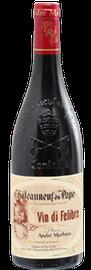 DOMAINE ANDRÉ MATHIEU, Châteauneuf-du-Pape Rouge Vin Di Felibre 2019