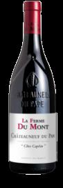"""LA FERME DU MONT, Châteauneuf-du-Pape Rouge """"Capelan"""" 2018"""