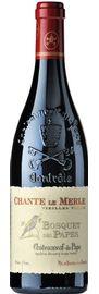 DOMAINE DU BOSQUET DES PAPES, Châteauneuf-du-Pape Rouge Chante Le Merle - Vieilles Vignes 2020