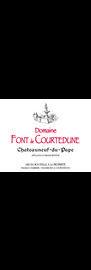DOMAINE FONT DE COURTEDUNE, Châteauneuf-du-Pape Rouge 2020