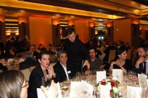 Diner des chefs des Editions Glénat