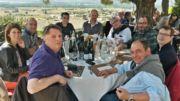 L'équipe du Guide Bettane et Desseauve déguste à Châteauneuf-du-Pape